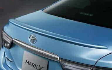 ★マークX 130系前期★ 【トヨタ純正】 リヤスポイラー