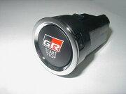 【トヨタ純正】プッシュスタートスイッチ[エンジンスターターボタン・GRブラック]★C−HRZYX10・NGX50★