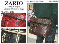 ZARIO2way&3styleショルダー/トートバッグ