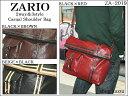 ショルダーバッグ メンズ 2way&3styleで使える使い勝手抜群の斜め掛けバッグ ZARIO ザ ...