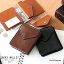 小さい財布 折り財布 メンズ レディース コンパクトサイズで使いやすい...