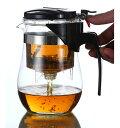 送料無料 ティーポット ティーサーバー 急須 茶こし付 茶漉し おしゃれ 北欧 かわいい ボトル 紅茶 ガラス きゅうす リーフ ギフト お茶ポット 茶器 誕生日 お礼 還暦祝い 内祝い 結婚祝い 誕生日 ティポット カフェ プレゼント a-1502
