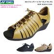 【限定1,000円OFFクーポン】ヨネックス ウォーキングシューズ レディース 靴 サンダル【SDL09】【SDL-09】【全3色】SDL9 SDL-9【カラー限定特価】【3.5E】パワークッションYONEX Power Cushion Walking Shoes