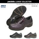 アシックス/ペダラ/レディース/ウォーキングシューズ/靴/WS470S...