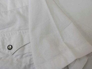 〈ラルフローレン/Ralph Lauren〉150cm 半袖シャツ 白【中古 USED】 子供服 キッズ kids ジュニア 男の子 女の子 春夏