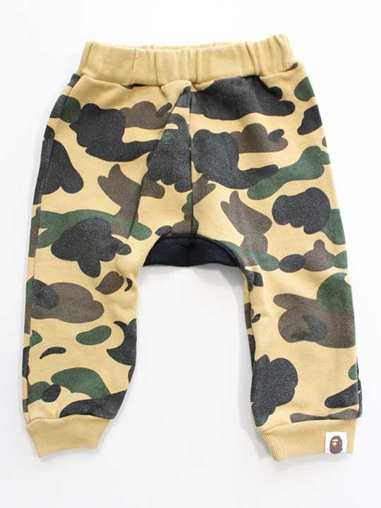 ベビーファッション, パンツ A BATHING APEBAPE KIDS70cm kids baby 419012