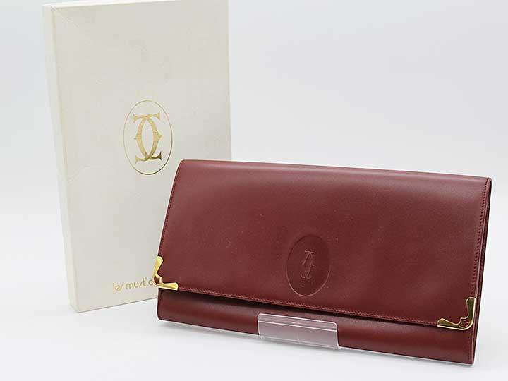 メンズバッグ, クラッチバッグ・セカンドバッグ CartierBAG 313012