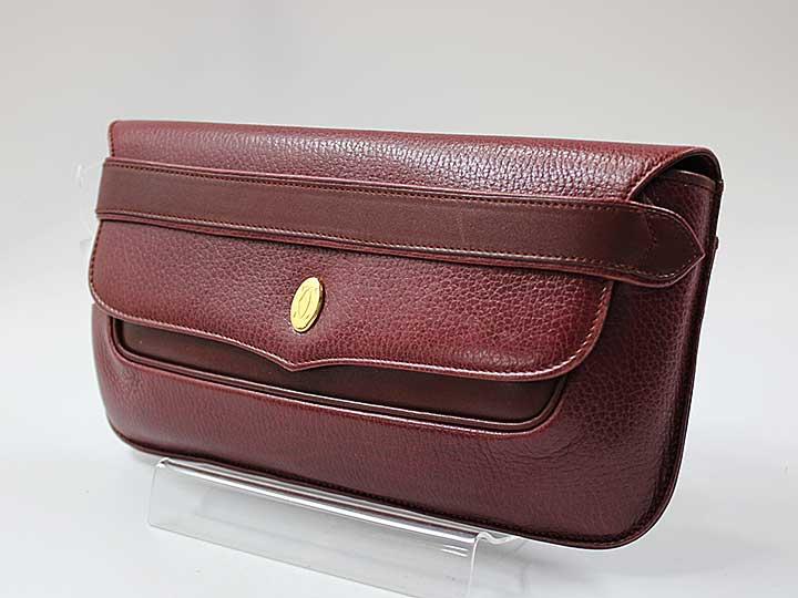 レディースバッグ, クラッチバッグ・セカンドバッグ CartierBAG USED 036002