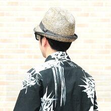 ■DIESELディーゼルメンズレディース男女兼用■ロゴメタルリボンパイピング中折れ帽子ストローハット帽子【CRUVETT】【サイズ2・3】【スモーキーストロー】die-m-a-74-159詳細画像3