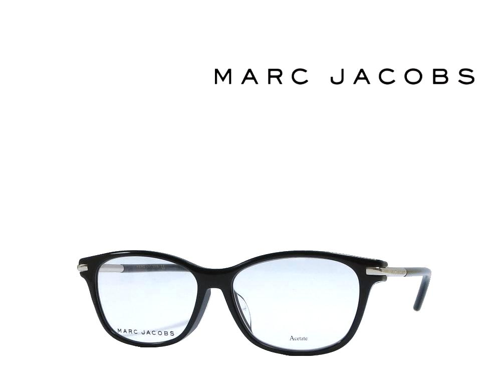 マーク ジェイコブス メガネフレーム MARC 89/F  CSA ブラック  アジアンフィット 国内正規品