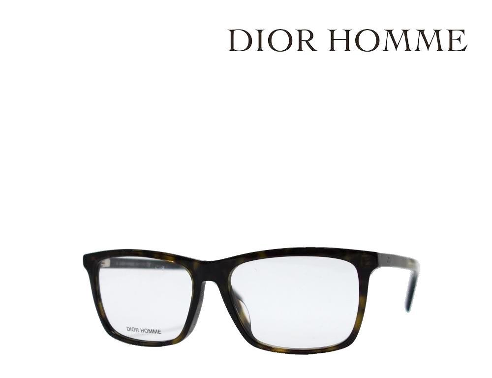 眼鏡・サングラス, 眼鏡 DIOR HOMME BLACKTIE261F 086