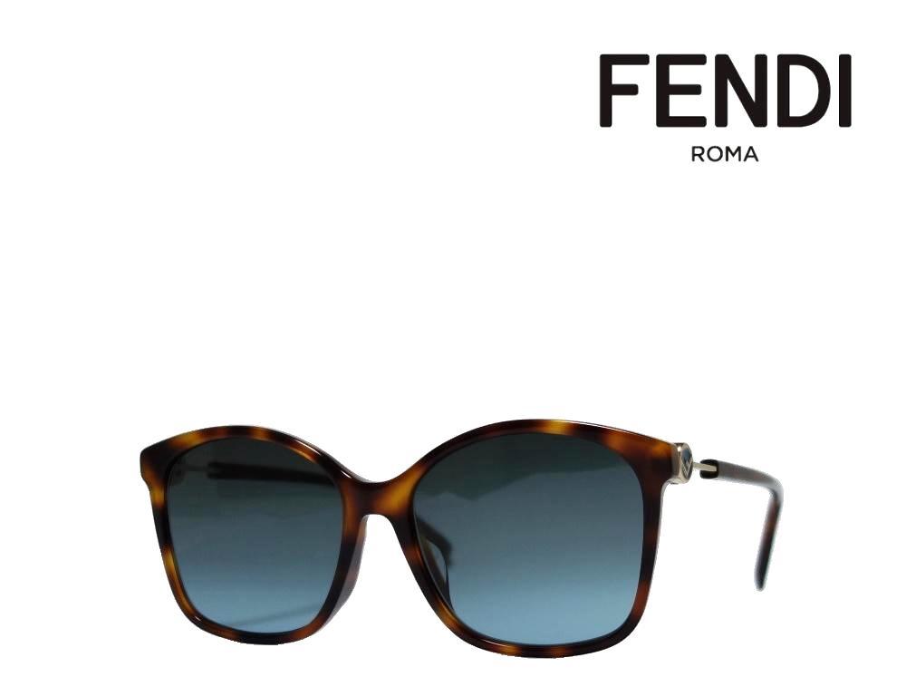 眼鏡・サングラス, サングラス FENDI FF0361FS 086