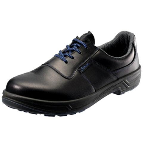◇送料無料◇ 安全靴 Simon シモン 短靴 トリセオ 大きいサイズ 29cm 30cm SX3層底 8511 黒 セーフティーシューズ