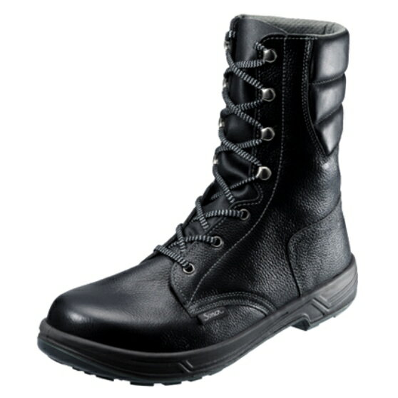 SS33 ハイカット 黒 長編 シモンスター シモン社製 SX3層底 【Simon】 安全靴