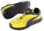 【新製品】◇送料無料◇ 【JSAA A種】PUMA プーマ セーフティスニーカー  安全靴スニーカー No.64.332.0 スプリント イエロー ロー