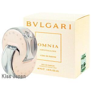 Bvlgari BVLGARI Omnia क्रिस्टलीय Eau de Parfum 40ml EDP SP [इत्र] [कल के लिए संगीत] [लकी सील संगत]