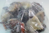 〔訳あり〕北海道産生冷凍カット花咲ガニ1kg〔E〕北港直販☆訳アリ・わけあり☆蟹・カニ☆