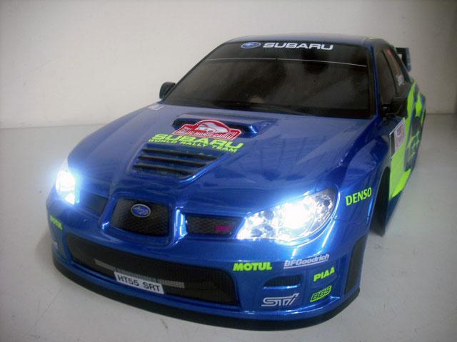 パーツ・アクセサリー, ボディ  110 SUBARU WRC 07 LED
