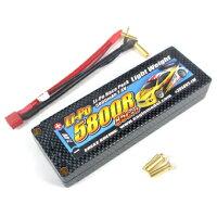 イーグルLi-PoバッテリーLW5800R7.4V85Cα,JstXH(5mmヨーロピアン仕様)品番3858V3-LW