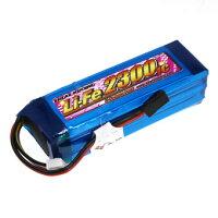 送受信機LiPo/LiFeバッテリー