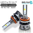 LED フォグランプ BEAM製...