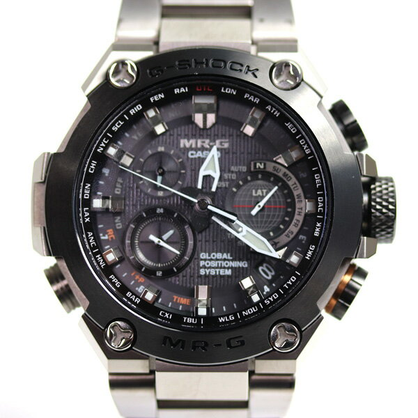 腕時計, メンズ腕時計 MT3087 CASIO G-SHOCK MR-GTOUGH MVT.MULTI BAND 6 GPS MRG-G1000D-1AJR
