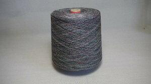 【新色】美しい絣です。綿糸 かすり 極細 30/3 <絣モスグリーン色、エンジ系>