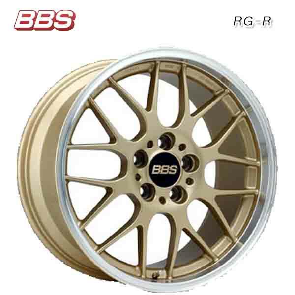 タイヤ・ホイール, ホイール 19 BBS RG-R GLD 9.5J-19 1