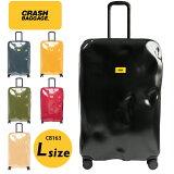 クラッシュバゲージ Crash Baggage スーツケース ICON アイコン 軽量 100L ブラック イエロー グレー グリーン レッド ピンク CB163 Lサイズ LARGE