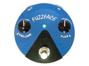 ファズ Jim Dunlop FFM1 Fuzz Face Mini Silicon [送料無料!]【smtb-TK】