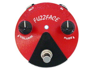 ファズ Jim Dunlop FFM2 Fuzz Face Mini Germanium [送料無料!]【smtb-TK】