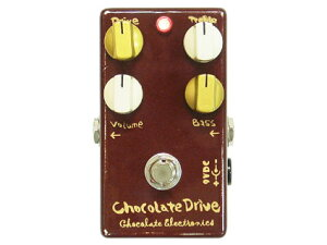 オーバードライブ Chocolate Electronics Chocolate Drive [送料無料!]【smtb-TK】