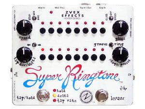 リングモジュレーター Z.VEX Super Ringtone Vexter Series [送料無料!]【smtb-TK】