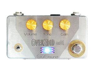オーバードライブ SviSound [エスヴィアイサウンド] OverZoid oz01 [送料無料!]【smtb-TK】