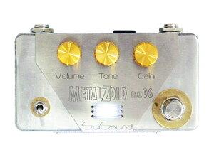 ハイゲインディストーション SviSound [エスヴィアイサウンド] MetalZoid mz06 [送料無料!]【sm...