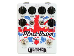 オーバードライブ/ディストーション Wampler Pedals Plexi-Drive Deluxe [送料無料!]【smtb-TK】