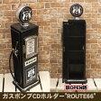 ガスポンプ CD ホルダー ルート66 ROUTE66 205MS3229 送料無料