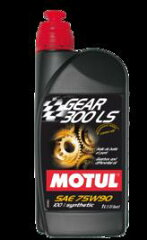 【国内正規品】MOTUL GEAR 300 LS 【75W-90 1L×1缶】 ギヤオイル 機…