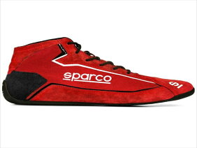 【Sparco】スラローム+レースブーツ Colour:Red