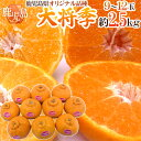 "【送料無料】鹿児島産 ""デコポン 大将季"" 秀品 9〜12玉..."