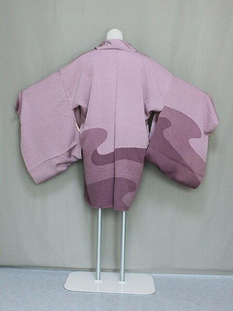 羽織 未仕立て羽織 正絹羽織 正絹コ−ト 手芸用に 在庫処分 送料無料 D4034