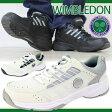 送料無料 WIMBLEDON WM-5000 ウィンブルドン メンズ スニーカー テニスシューズ ASU
