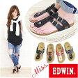 サンダル トング レディース 靴 Miss. EDWIN EW9449 ミスエドウィン