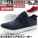 スニーカー メンズ スリッポン 靴 BADBOY 81-29008