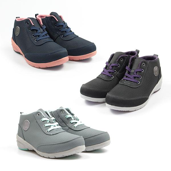 スニーカー レディース 靴 22.5-25.0cm 女性 靴 ローカット ムーンスター レインポーター MS RPL001 防水設計 軽量設計 滑りにくい サイドゴア 抗菌 防臭 濡れにくい ふかふかインソール 運動 通勤 仕事 カジュアル シンプル 個性的