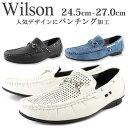 デッキシューズ メンズ 靴 Wilson