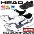 スニーカー ローカット メンズ 靴 HEAD HD-8058