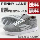 スニーカー ハイカット メンズ 靴 PENNY LANE S-593 ペニーレイン tok アウトレット 訳あり