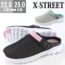 サンダル クロッグ レディース 靴 XSTREET XST-...
