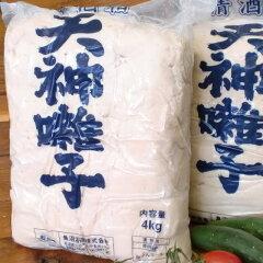 【天神囃子酒粕】(漬物などに使うねり粕)4kg(6/18日〜販売予定)【RCP】